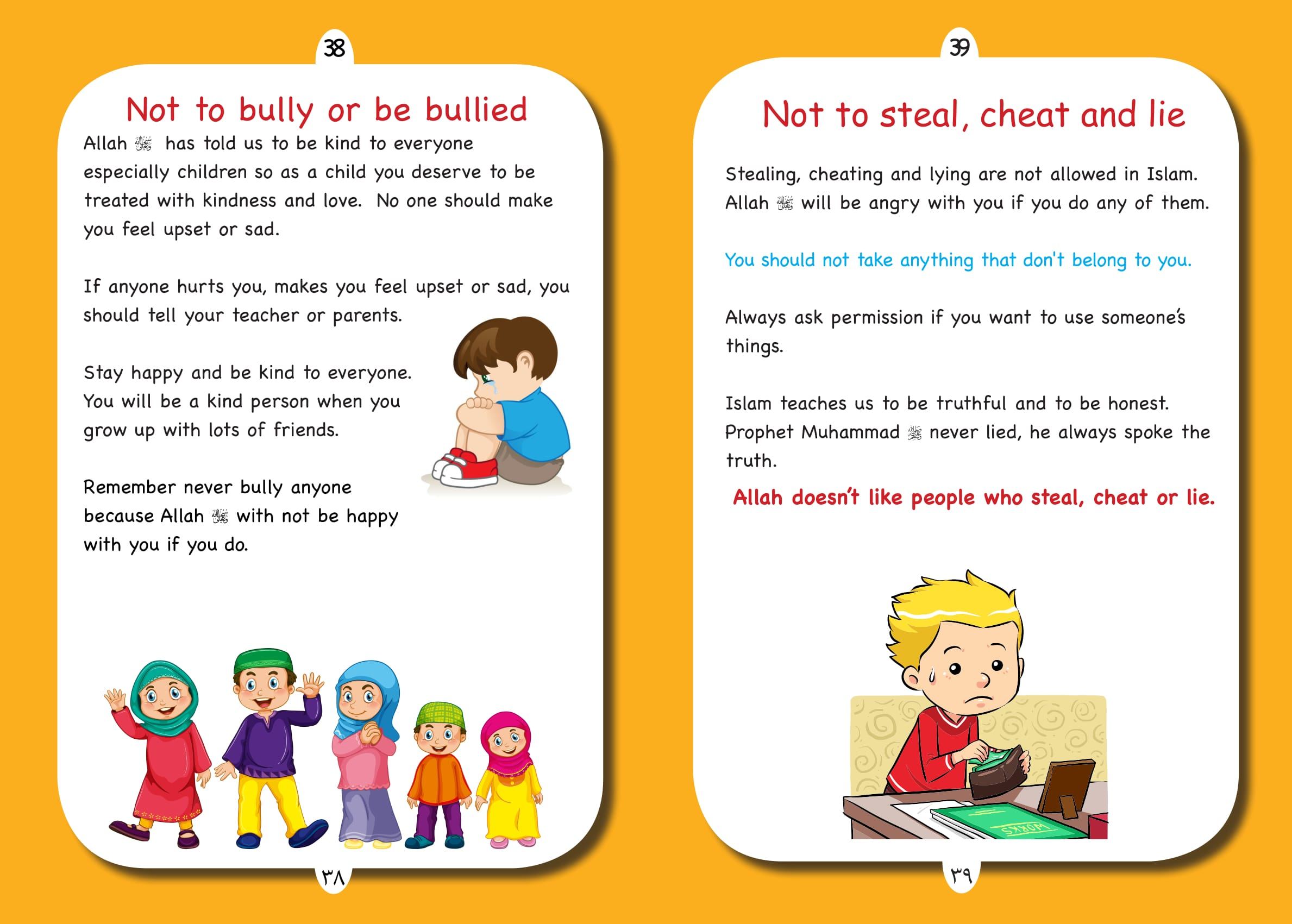 Let's Learn Islam Elementary Book 3